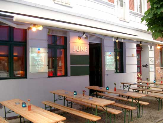 Bar June em Berlim