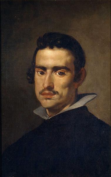 Диего Веласкес - Портрет мужчины (ок.1623)