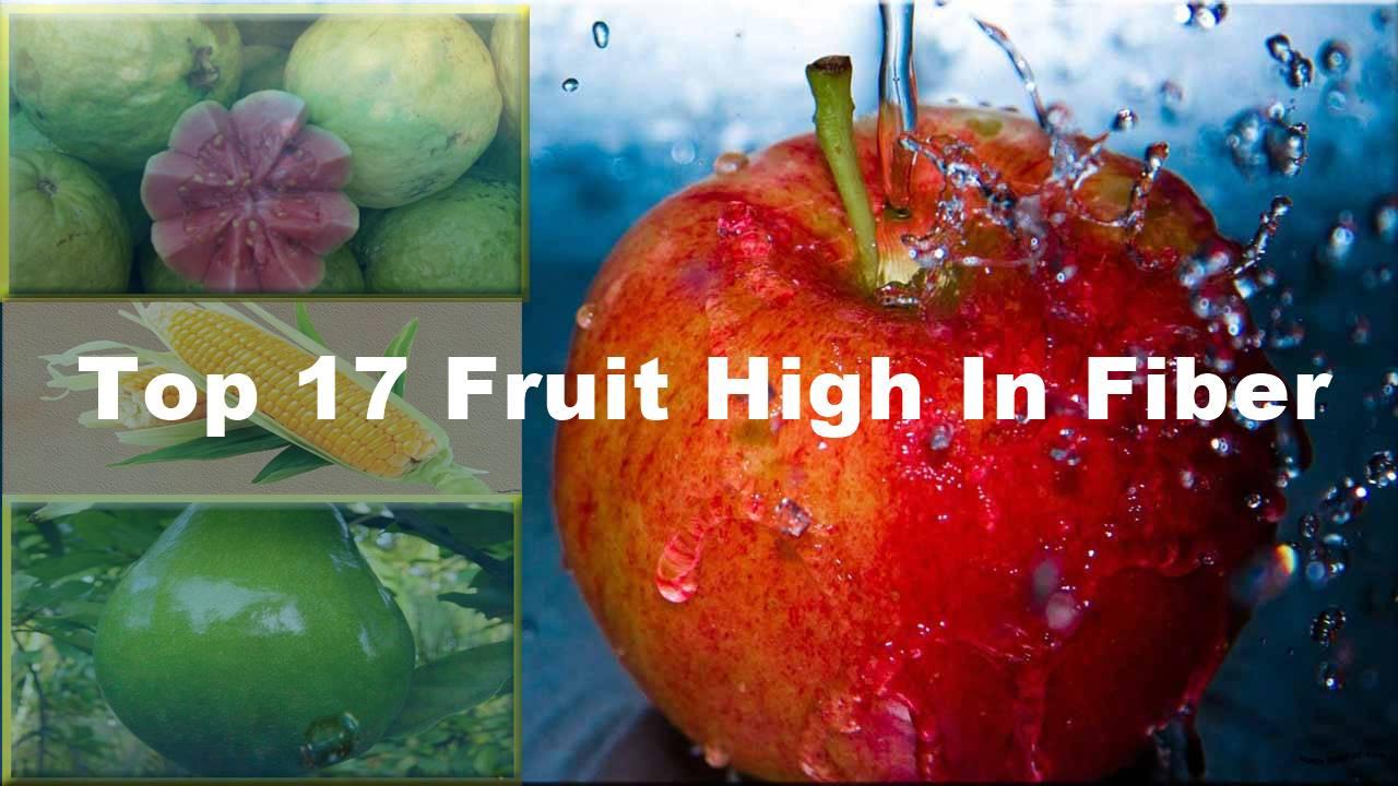 high fiber fruits fig fruit
