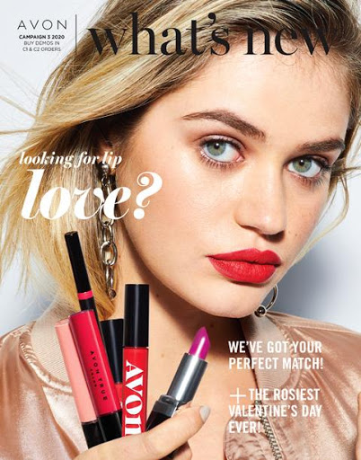 Click On Image To Learn About Avon What's New Campaign 3 2020