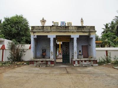Malai Mandala Perumal Temple Sathurangapatnam Kalpakkam