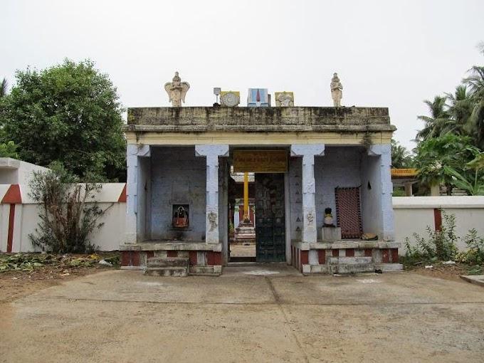Malai Mandala Perumal Temple Sathurangapatnam Kalpakkam - History, Timings, Festivals & Address!