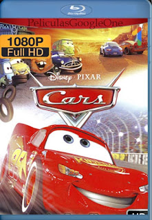 Cars [2006] [1080p BRrip] [Latino-Inglés] [GoogleDrive]