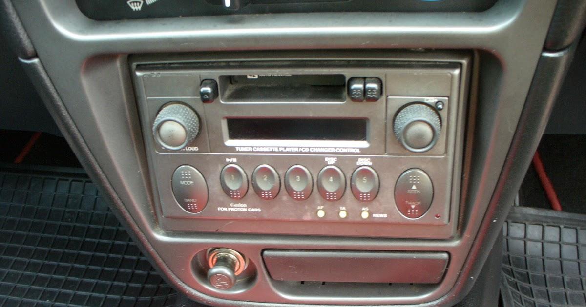 Perodua Viva Radio Wiring Diagram