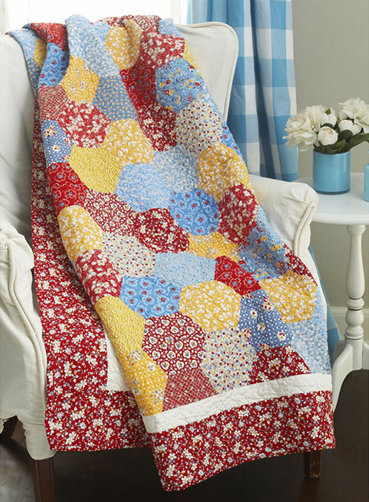 Big On Tradition Quilt Free Pattern