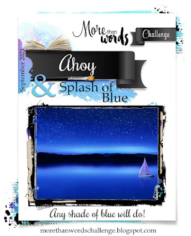 Ahoy + Splash of Blue 30/09