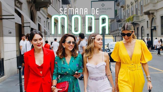 Look das Brasileiras na semana de moda de Paris