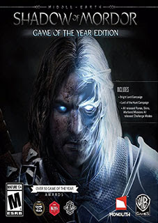 Middle Earth Shadow of Mordor GOTY Thumb