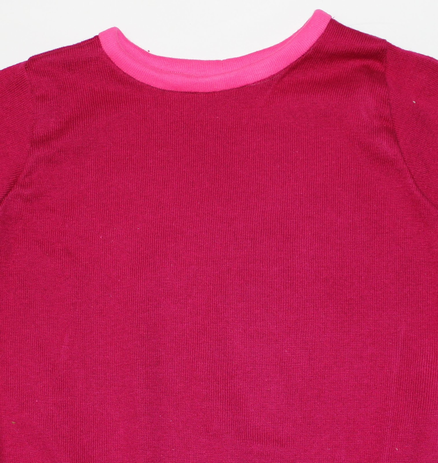 T-shirt Neck Binding, Inching Out Of The Comfort Zone