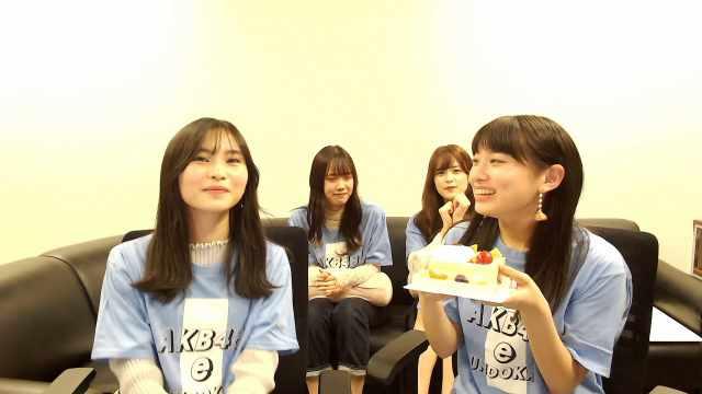 201120 AKB48 e UNDOKAI Team B