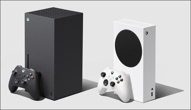 أجهزة Xbox Series X و S.