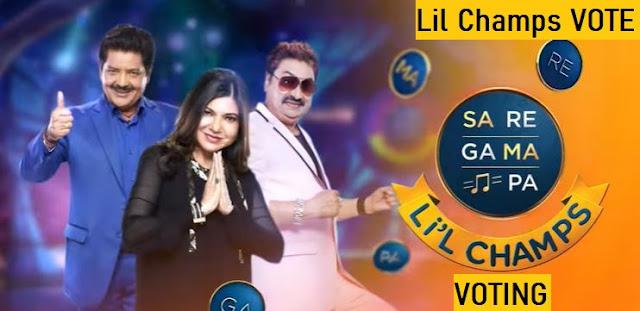 lil champs vote