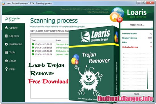 tie-smallDownload Loaris Trojan Remover 3.0.87.224 Full Cr@ck