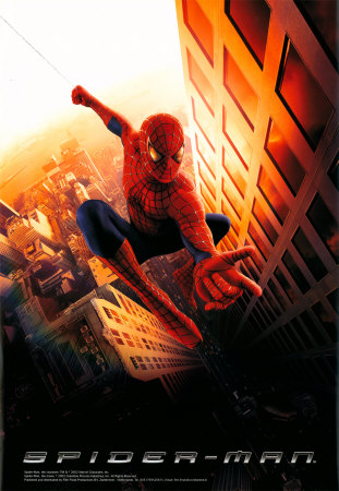 TV and movies: Spider-Man Poster