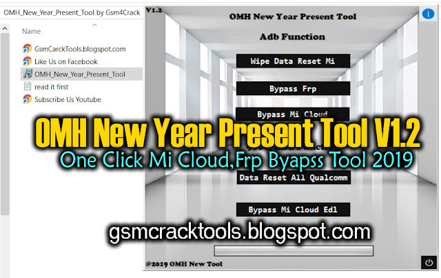 OMH New Year Present Tool V1.2