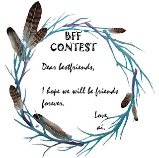 CONTEST BY AI: BESTFRIEND FOREVER