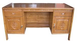 meja kantor ukir