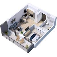 Planos 3D para construir una casa
