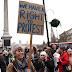 Κοροναϊός - Βρετανία: Εκατοντάδες διαδηλωτές χωρίς μάσκες στους δρόμους του Λονδίνου - Συμπλοκές για την άρση του lockdown