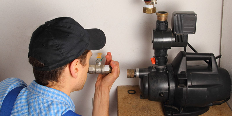How to set up the best water pressure booster pump