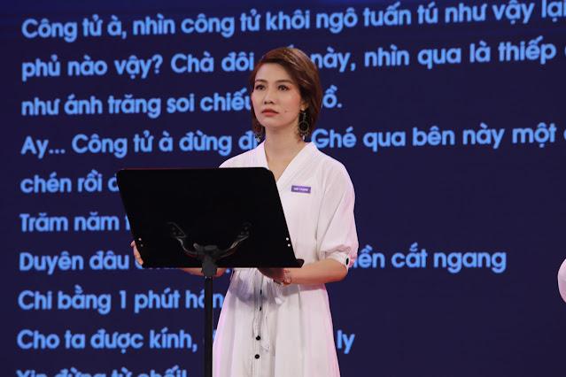Thanh Âm Quyền Năng – chương trình truyền hình hiếm hoi khai thác nghề lồng tiếng ở Việt Nam