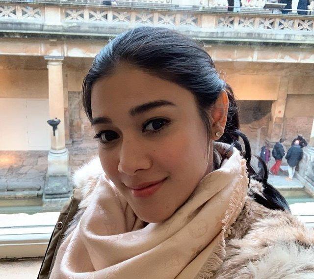 Naysila Mirdad Mualaf - IGcantikdanmempesona