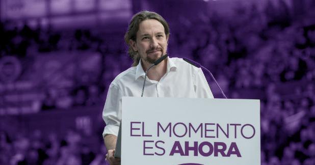 Pablo Iglesias contra la monarquía