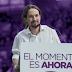 """Pablo Iglesias contra la monarquía: """"En un país normal lo lógico es que al jefe del Estado se le pueda votar"""""""