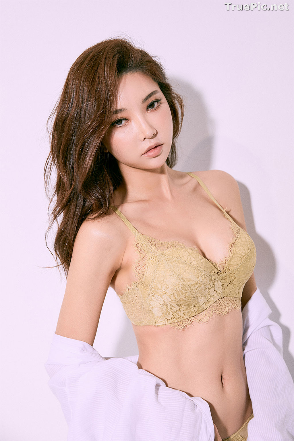 Image Korean Fashion Model – Park Soo Yeon (박수연) – Come On Vincent Lingerie #1 - TruePic.net - Picture-2
