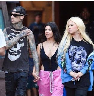 Travis Barker's daughter, Alabama drops major hint on Kourtney Kardashian and Travis Barker's secret marriage