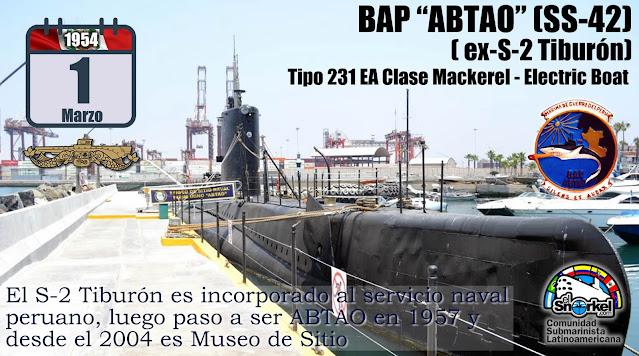 Submarino BAP Abtao