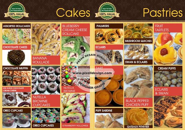 Iklan Kue Cake
