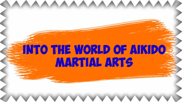 Into the world of Aikido martial arts