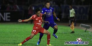 Semen Padang vs Persib Bandung 0-0