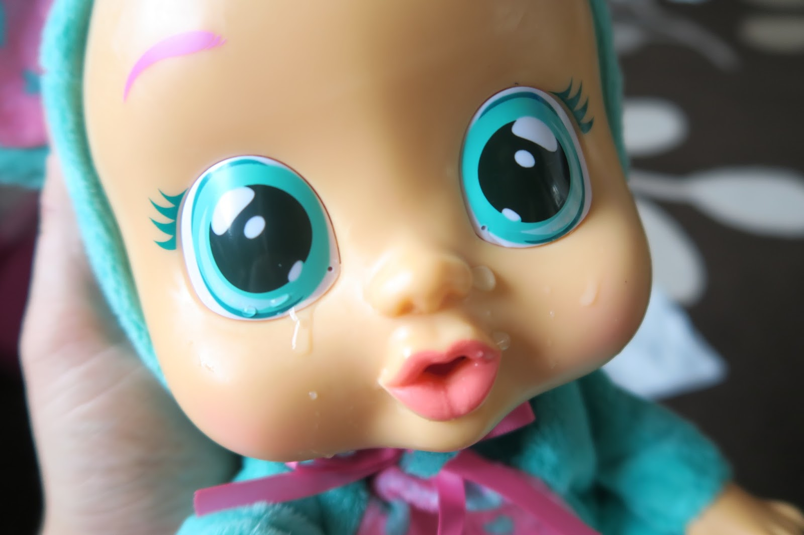 Trials Amp Tribulations Of A Brummie Mummy Cry Babies Doll
