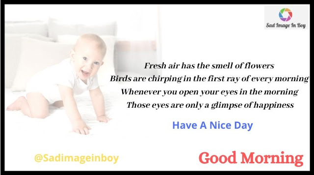 Beautiful Good Morning Baby | good morning cute baby girl images,  cute baby quotes