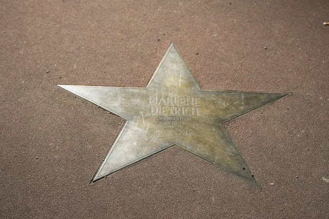 Walk of fame-Berlino