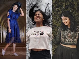 Anagha Sajeev Hot Navel Photos