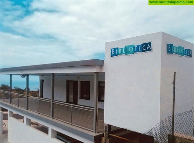 """Tijarafe abre la biblioteca pública """"Maestra Adela"""" en el barrio de La Punta"""