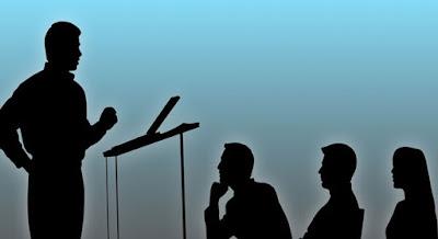 Come imparare a parlare in pubblico...Prima di tutto,conoscere e amare se stessi/e.