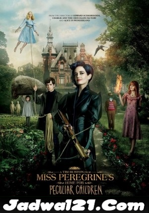 Film MISS PEREGRINE'S HOME FOR PECULIAR CHILDREN 2016