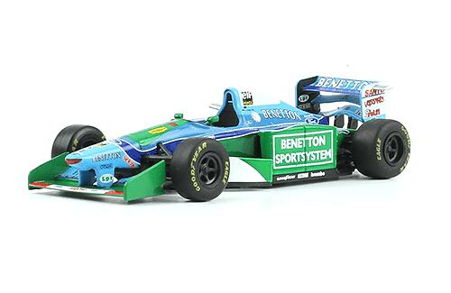 Benetton B194 1994 Michael Schumacher f1 the car collection