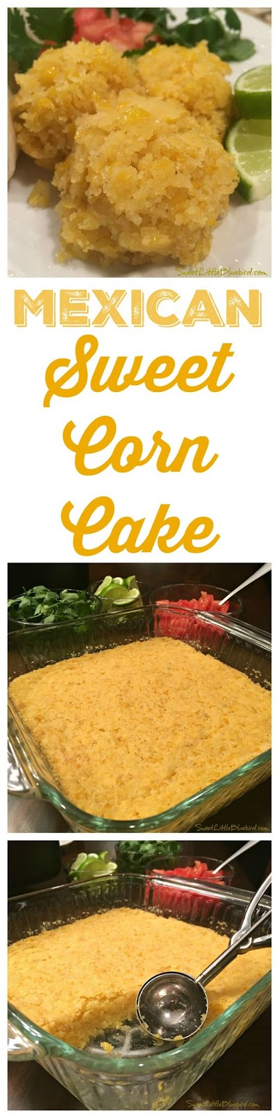 Sweet Corn Cake | Food And Cake Recipes