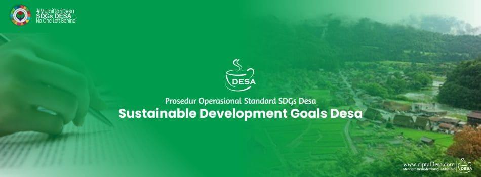 SOP SDGs Desa Tahun 2021