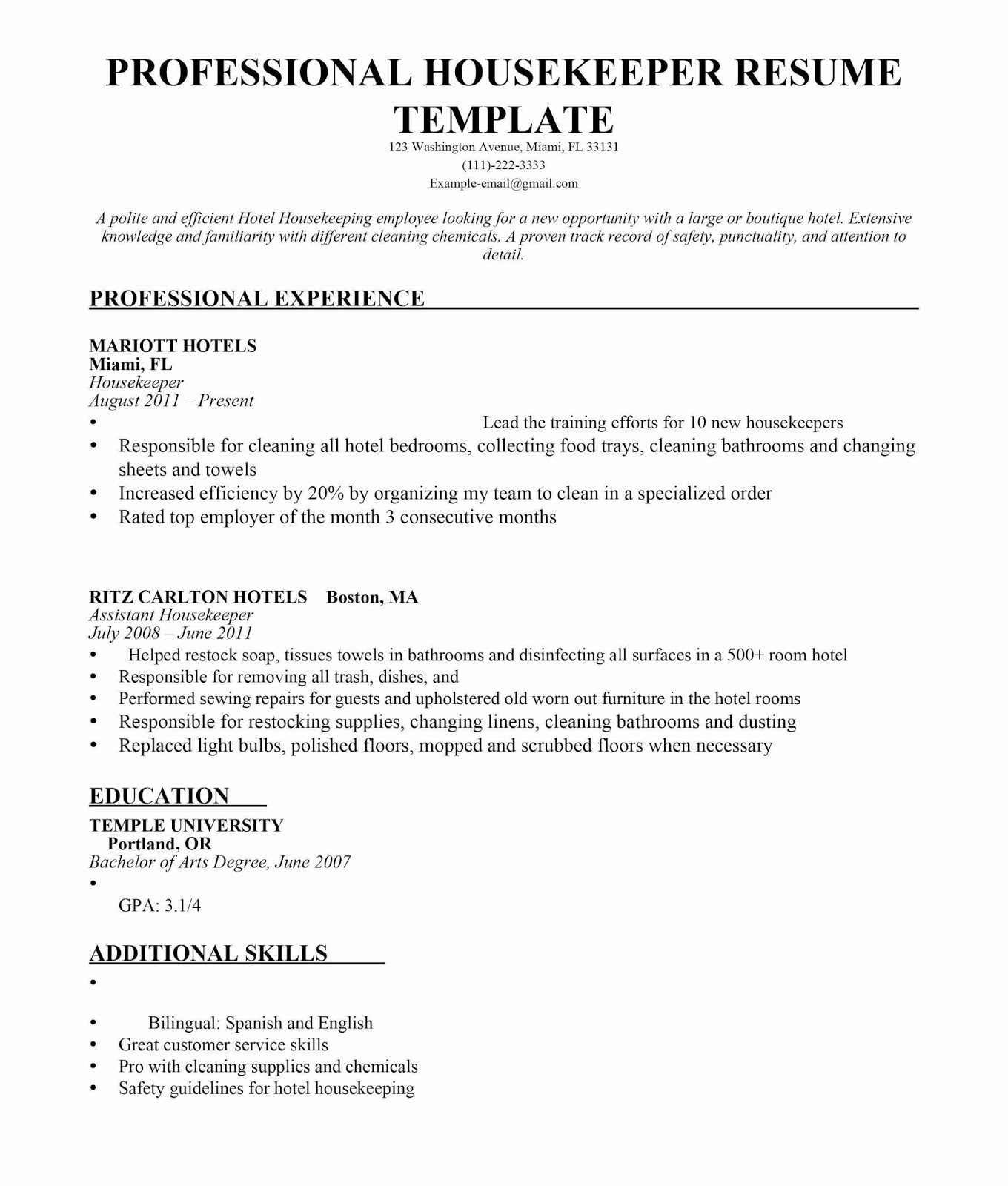 Housekeeping Resume Sample 2019 Pdf Doc Resume Objective 2020, housekeeping resume sample , housekeeping resume sample pdf, housekeeping resume sample hospital, housekeeping resume sample australia, housekeeping resume sample, housekeeping resume sample objective, housekeeping cv sample uk, housekeeping cv sample, housekeeping cv sample doc, housekeeping cv sample pdf, housekeeping curriculum vitae sample