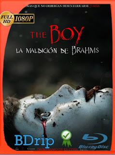 The Boy: La Maldición de Brahms (2020) BDRip [1080p] Latino [Google Drive] Panchirulo