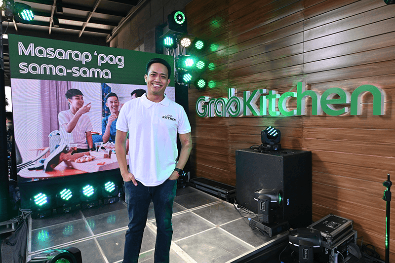 GrabKitchen opens in the Philippines