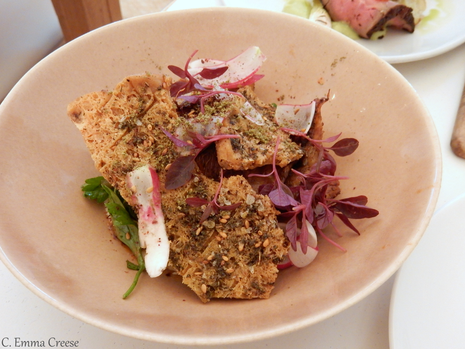 NOPI by Ottolenghi Restaurant Review Adventures of a London Kiwi