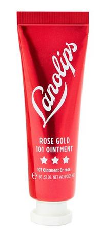 Baume teinté pour les lèvres Teinte Rose Gold Lanolips