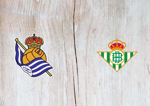 Real Sociedad vs Real Betis -Highlights 23 January 2021